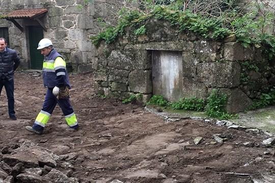 A humanización da Praza da Leña inicia unha batería de obras con máis de 800.000 euros de investimento