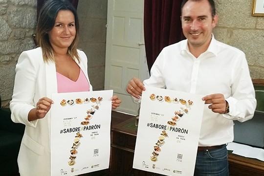 Padrón acolle en outubro as sétimas xornadas #SaboreaPadrón, con 11 locais participantes