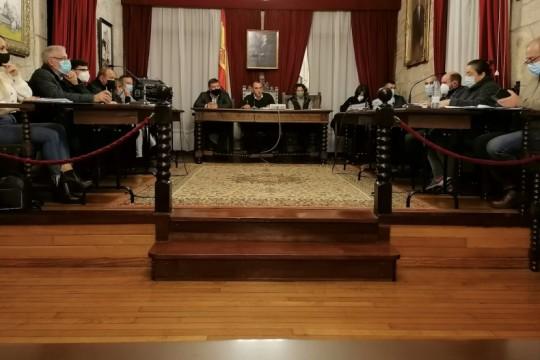 O Pleno do Concello de Padrón da luz verde ao proxecto inicial da RPT municipal