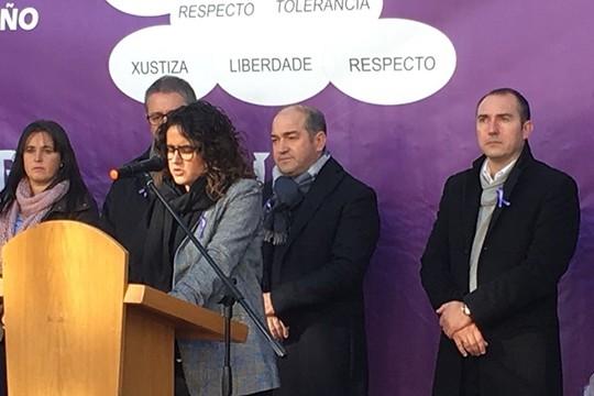Manifesto dos concellos de Padrón, Rois e Dodro con motivo do Día Internacional da Eliminación da Violencia contra as Mulleres
