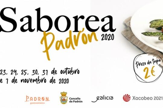 Doce establecementos participarán na nova edición de 'Saborea Padrón' organizado polo Concello