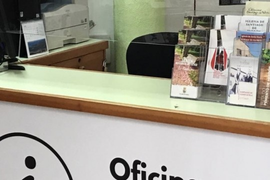 O Concello de Padrón traslada temporalmente a oficina de Turismo á Biblioteca Municipal