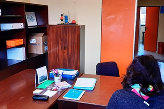 O Concello de Padrón estrea oficina de orientación laboral